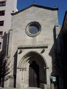 Iglesia de San Francisco (Franciscanos) (Ourense)