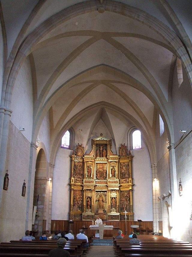 iglesia de san francisco franciscanos soria
