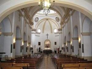Iglesia de San Francisco (Mula)