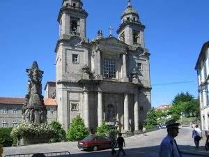 Iglesia de San Francisco (Santiago de Compostela)