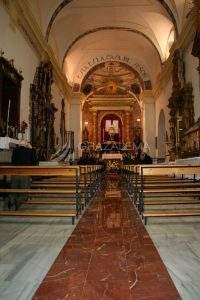 iglesia de san francisco villamartin