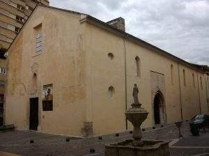 Iglesia de San Francisco (Xàtiva)