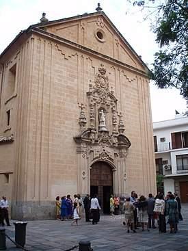 iglesia de san hipolito jesuitas cordoba