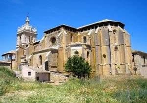iglesia de san hipolito tamara