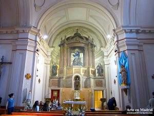 iglesia de san isidro alcala la real 1