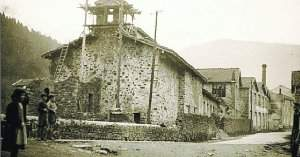 iglesia de san isidro arrasate