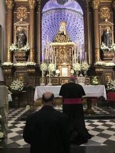 iglesia de san jacinto y nuestra senora de los dolores cordoba