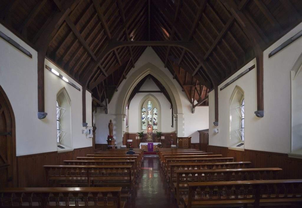 iglesia de san jorge santa cruz de tenerife