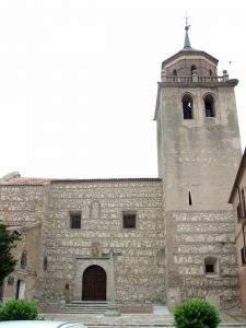 Iglesia de San Juan Bautista (Arévalo)