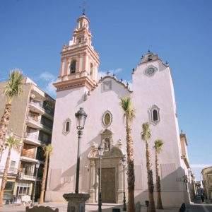 Iglesia de San Juan Bautista (Benidorm)