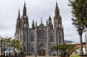 Iglesia de San Juan Bautista (Cueva Grande) (Vega de San Mateo)