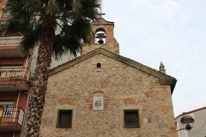 iglesia de san juan bautista la plazuela arenas de san pedro 1