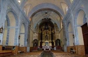 iglesia de san juan bautista los yebenes