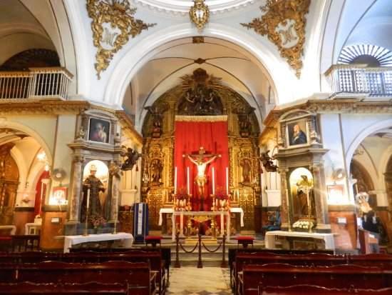 iglesia de san juan de dios cadiz