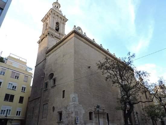 iglesia de san juan de la cruz valencia