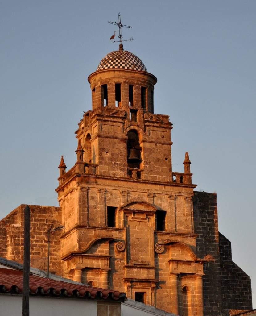 iglesia de san juan de los caballeros jerez de la frontera