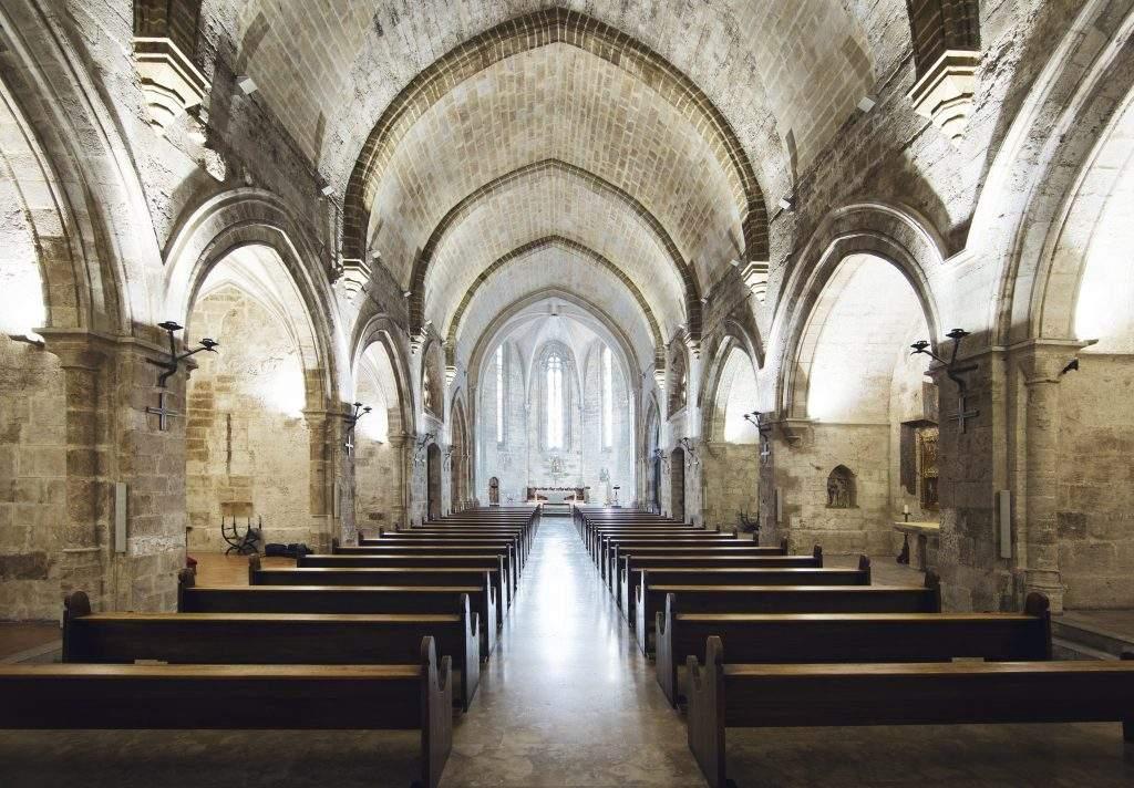 iglesia de san juan del hospital valencia