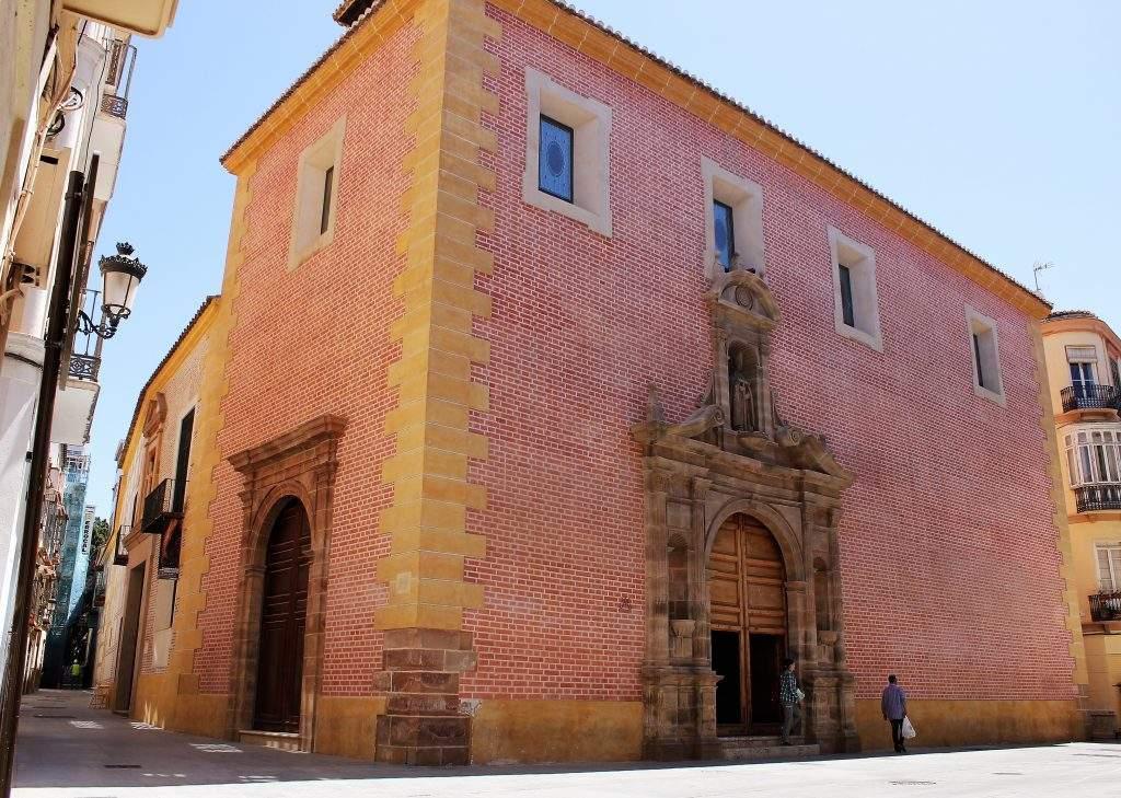 iglesia de san julian malaga