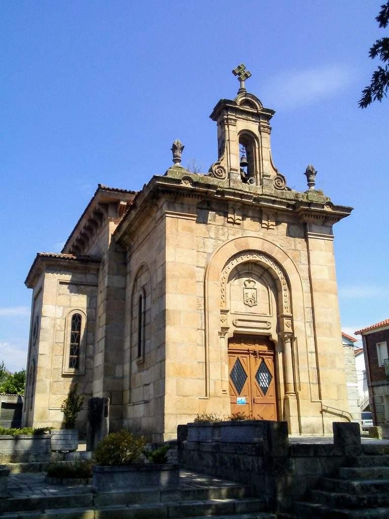 iglesia de san lazaro peliquin ourense