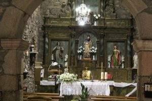 Iglesia de San Lázaro (Sarria)