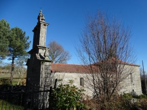 iglesia de san mamede de forcas parada de sil