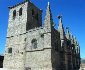 iglesia de san martin bonilla de la sierra