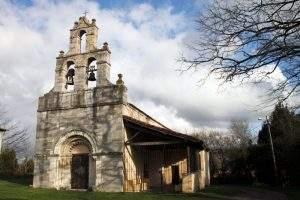 iglesia de san martin de pereda pereda