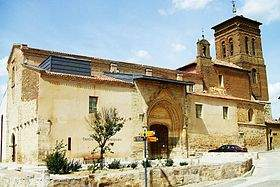 iglesia de san martin paredes de nava
