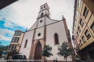 Iglesia de San Mauro (O Barco de Valdeorras)