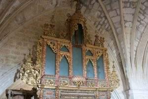 iglesia de san miguel arcangel pina de campos