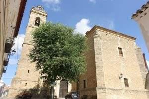 iglesia de san miguel arcangel santa cruz de la zarza