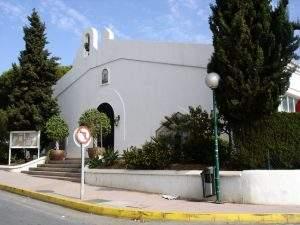 iglesia de san miguel calahonda mijas costa