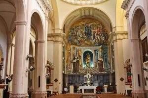 Iglesia de San Miguel (Carmelitas Descalzos) (Úbeda)