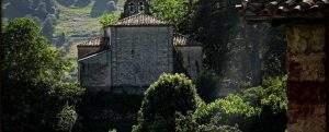 iglesia de san miguel de cofino parres