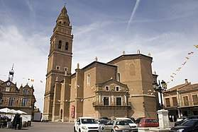 iglesia de san pedro alaejos