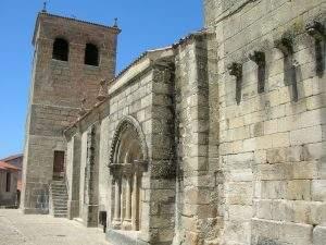 iglesia de san pedro allariz