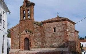 iglesia de san pedro aracena 1