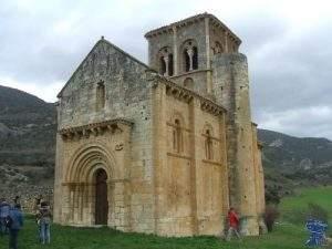 iglesia de san pedro de tejada puentearenas