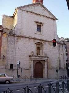 Iglesia de San Pedro Mártir (Medina de Rioseco)