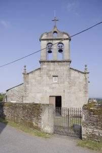 iglesia de san pedro santa comba