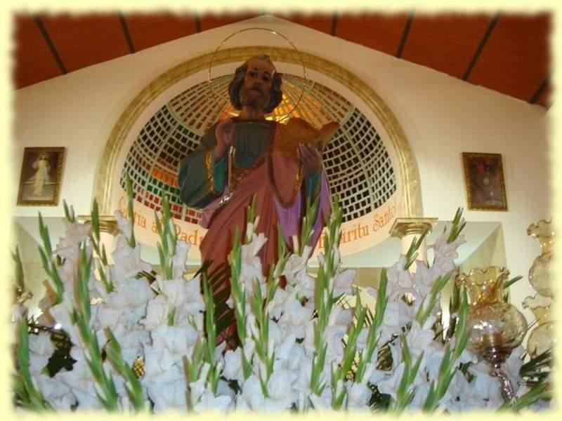 iglesia de san pedro sotogordo