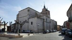 iglesia de san pedro tordesillas