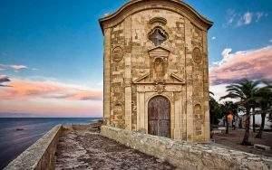 Iglesia de San Pedro y San Pablo (Isla de Tabarca) (Santa Pola)