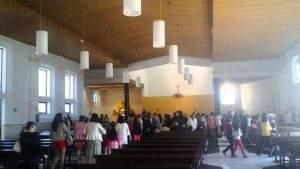 iglesia de san rafael ronda