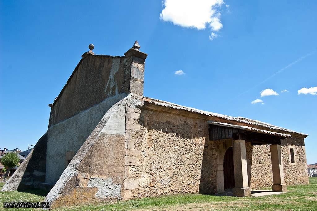 iglesia de san roque riaza
