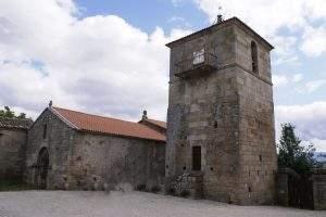 iglesia de san salvador de sobrado a pobra de trives