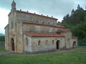 iglesia de san salvador de valdedios el conventin valdedios