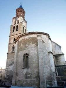 Iglesia de San Salvador (Fraga)