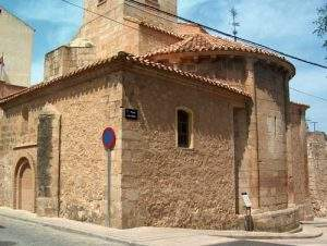 iglesia de san vicente almazan 1
