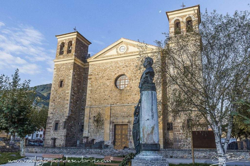 iglesia de san vicente potes